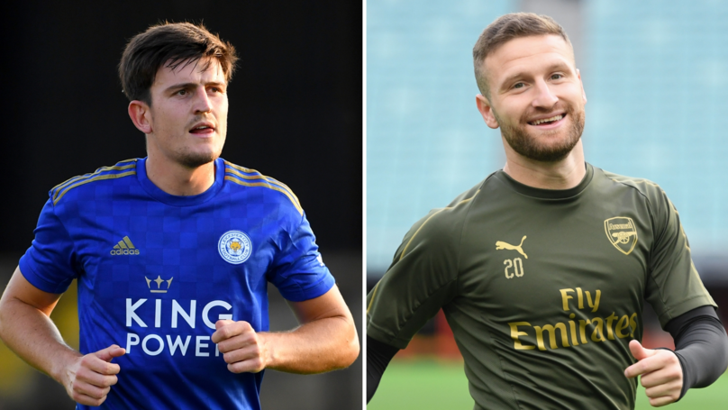 Shkodran Mustafi Had Better Individual Stats Than Harry Maguire Last Season