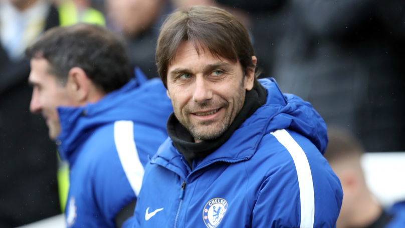 Antonio Conte Rules Himself Out Of Running For Big Job