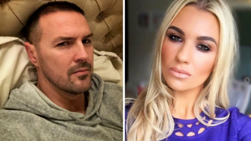 ​Paddy McGuinness Writes Tribute To Wife After His Night Out With Nicole Appleton