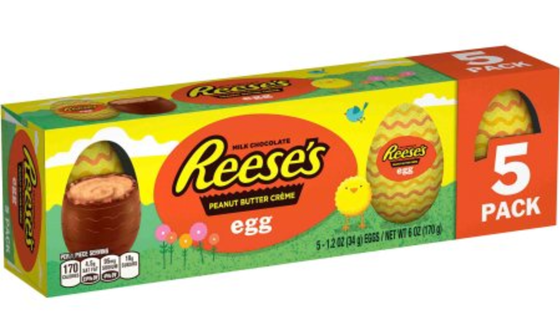 Reese's Is Bringing Back Peanut Butter Creme Eggs For The Second Year Running