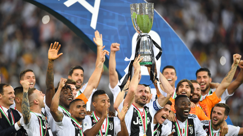 Juventus Want To Change Kick-Off Time So They Can Have Night-Time Title Party Against Atalanta