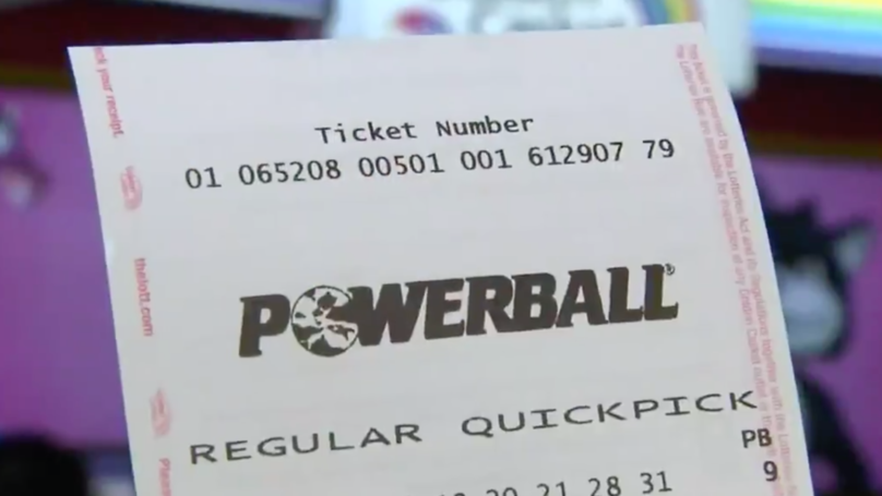 Three Aussies Are $36 Million Richer After Winning Powerball's Record $110 Million Jackpot