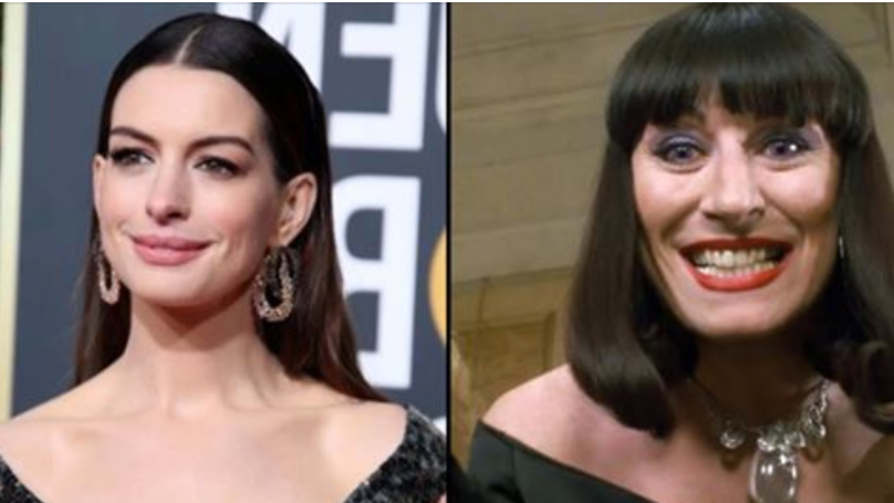 Anne Hathaway Will Star As Grand High Witch In The Witches Remake