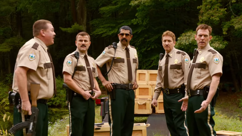 Watch The New Trailer For 'Super Troopers 2'