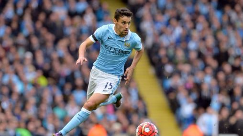 Manchester City's Jesus Navas Wanted By Two European Sides