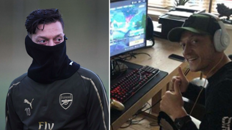 Arsenal Fan Has A Mad Conspiracy Theory Explaining The Reason Behind Mesut Özil's Injury
