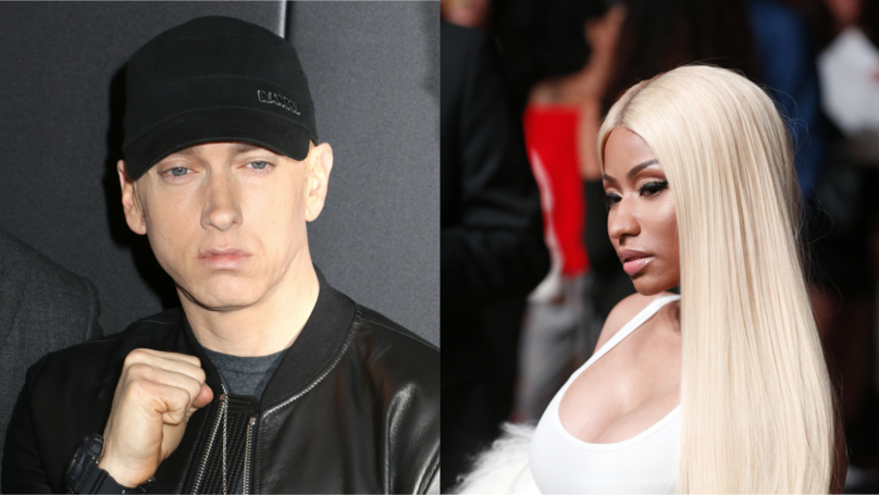 ​Eminem Speaks Out About Nicki Minaj Rumours