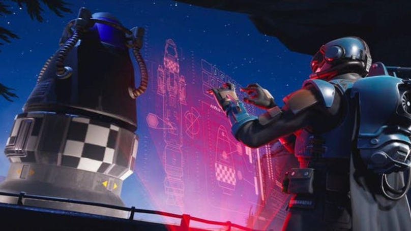 ​Players Will Be Able To Launch Omega's Rocket In Fortnite Today