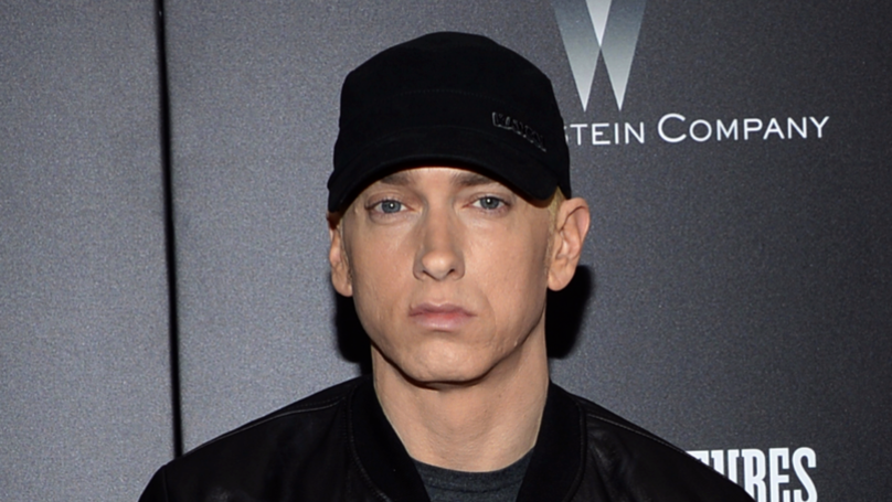 Eminem Teases New Album With Cryptic Message