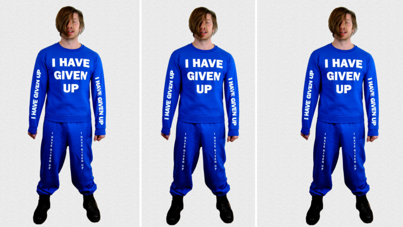 This Sweatsuit Is Perfect For Everyone Who Has Given Up On Fashion