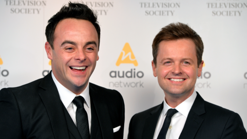 Peter Andre Says Filming Has Started For Ant And Dec 30th Anniversary Show