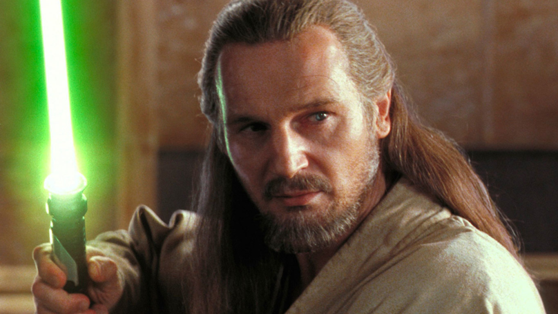 ​Liam Neeson Says He's Up For Playing Star Wars' Qui-Gon Again