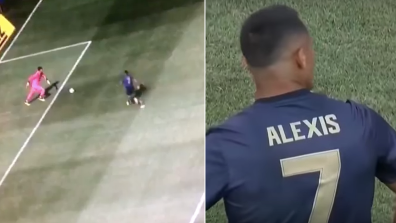 Liverpool's Fourth Choice Goalkeeper Kamil Grabara Makes Alexis Sanchez Look Silly