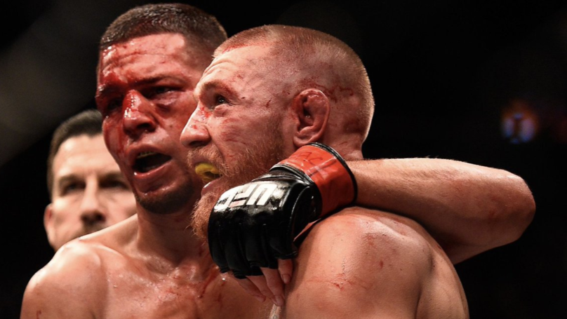 "Conor McGregor Says ""He Will Give Nate Diaz Rematch"" To Complete Trilogy"