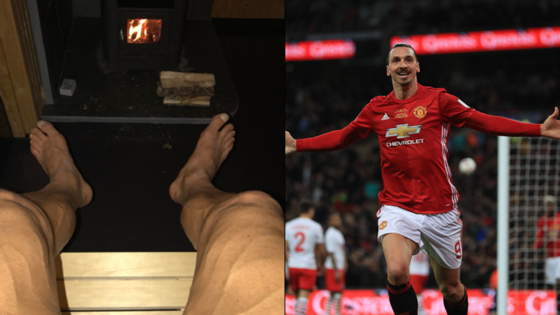 Doctors So Impressed By Zlatan Ibrahimovic's Physique They Want To Use Him For Research