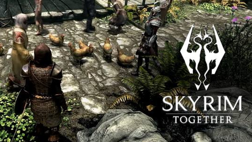The 8-Player Co-op Mod For 'Skyrim' Hits Closed-Beta