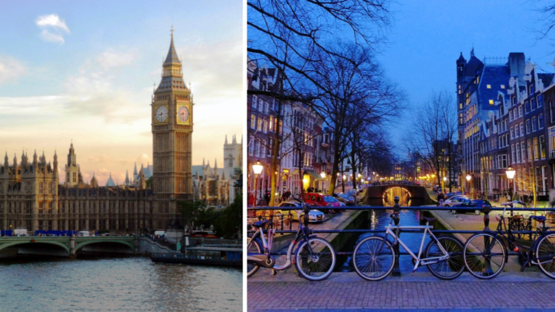 Tickets For Eurostar Service From London To Amsterdam Are Now On Sale