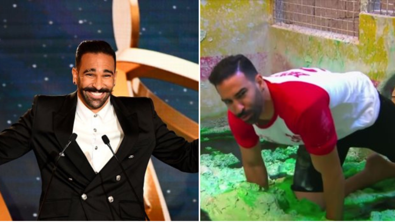 Adil Rami Sacked By Marseille After 'Skipping Training To Appear On Fort Boyard'