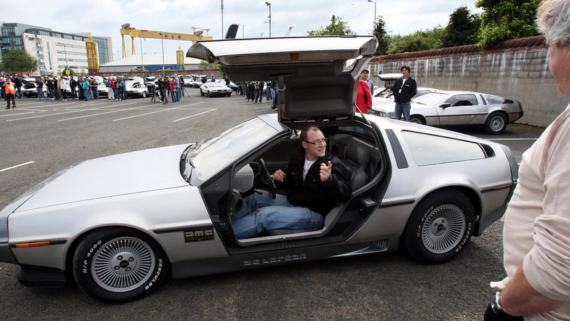 Man Speeding At 88MPH In DeLorean Claims He Wasn't Trying To Time Travel