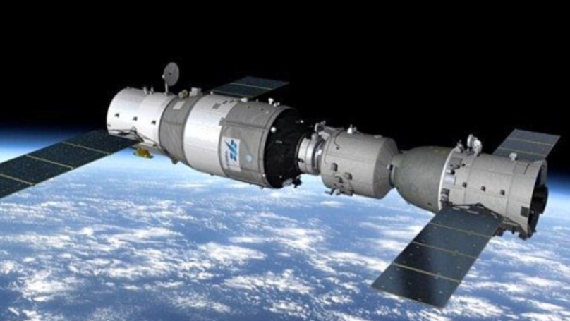 China's Tiangong-2 Space Station Is Plummeting To Earth