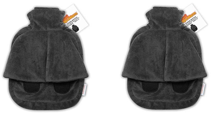 You Can Now Buy Hot Water Bottle Covers Specifically Designed For Your Feet