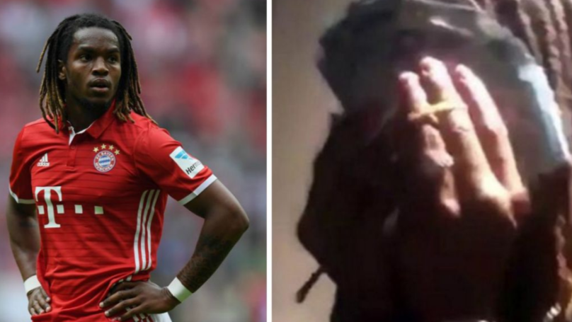 Renato Sanches Apologises After Posting 'Tasteless' Video