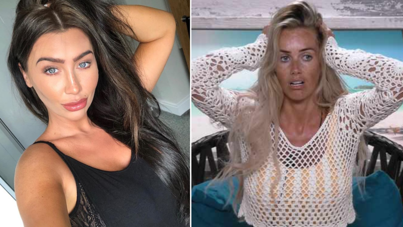 Love Island 2018: Lauren Goodger Brands Laura And Rosie As 'Nuts'
