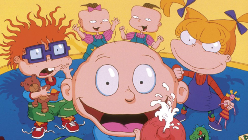 'Rugrats' Is Returning To Nickelodeon With New Episodes And Live-Action Movie