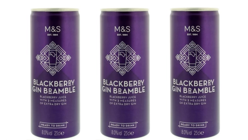 ​Marks And Spencer's Latest Cocktail In A Can Is Winning Rave Reviews