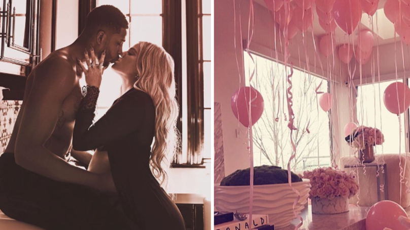 Tristan Thompson Breaks Silence On Birth Of Baby Girl Amid 'Cheating' Allegations