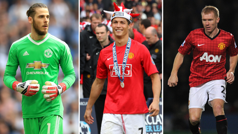 Man United Fans Have Voted For Their All-Time Premier League XI