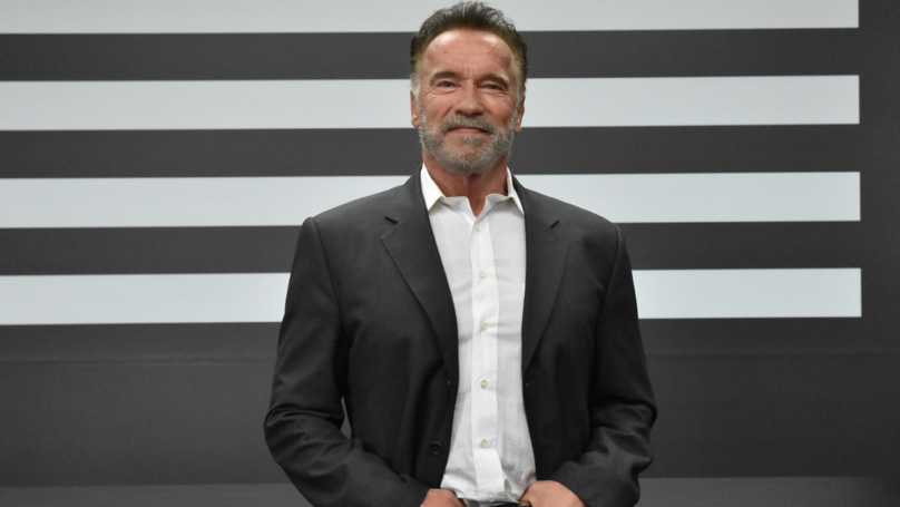 Arnold Schwarzenegger Says He Won't Press Charges Against Man Who Attacked Him