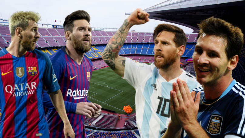 Barcelona Fan Creates Incredible Thread Showing How Lionel Messi Could Thrive In Any System