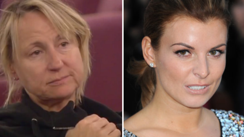 Former Loose Woman Carol McGiffin Slams 'Doormat' Coleen Rooney For Supporting Cheating Wayne