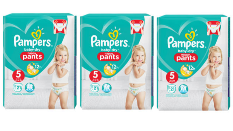 Wilko Is Selling Pampers Dry Pants For Super Cheap