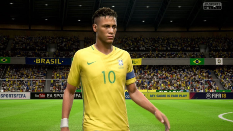 You Will Not Be Able To Play With Brazil On FIFA 19