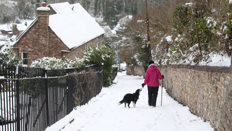 Lock Away Your Sun Cream Because Snow Is Making A Comeback