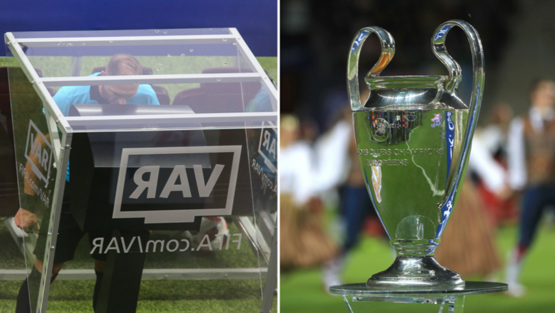 UEFA Set To Introduce VAR In Champions League From Quarter Finals