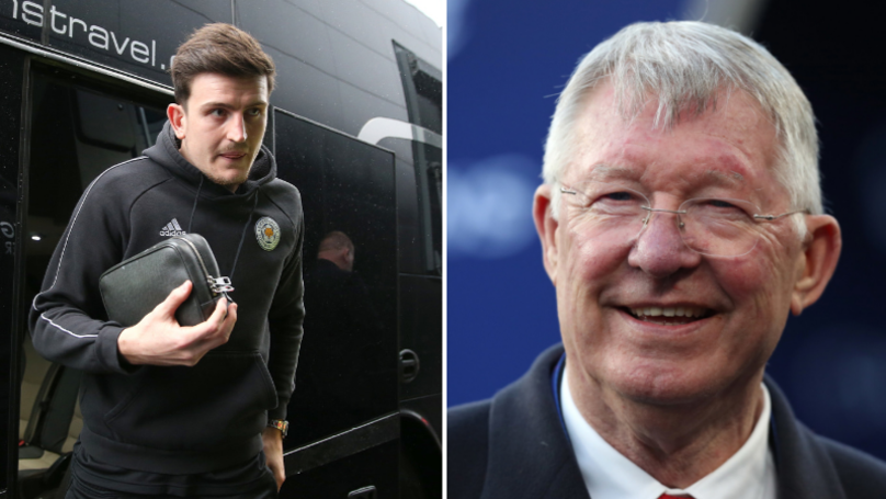 Sir Alex Ferguson Told Harry Maguire He Would Play At The Top Level