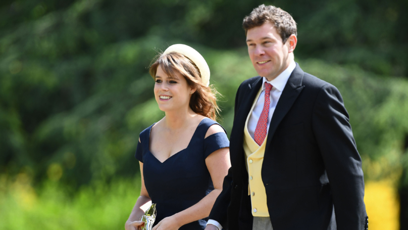 Get Princess Eugenie and Jack Brooksbank's Wedding Date In The Diary
