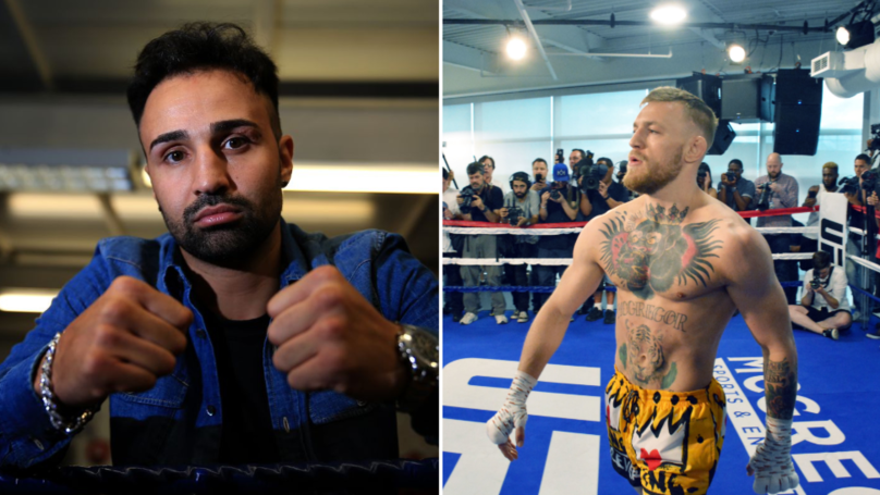 Bare Knuckle Promotion Preparing A 'Mega Money' Offer To McGregor For A Bare Knuckle Boxing Match With Malignaggi