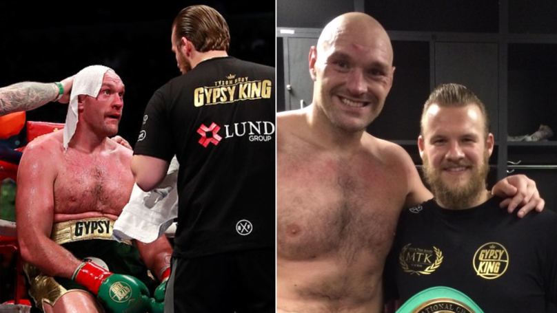Super Coach Confirms He's In Talks To Be Tyson Fury's Main Trainer