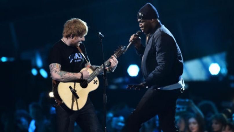Stormzy And Ed Sheeran Shortlisted For The Mercury Prize
