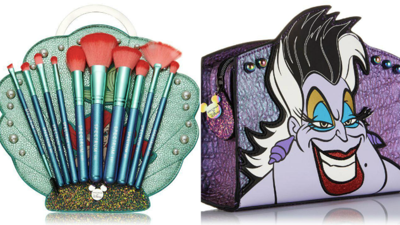 Spectrum's Released A Little Mermaid Collection And It's Magical
