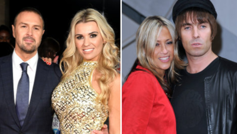 Liam Gallagher Tells Paddy McGuinness And Nicole Appleton 'To Get On With It'