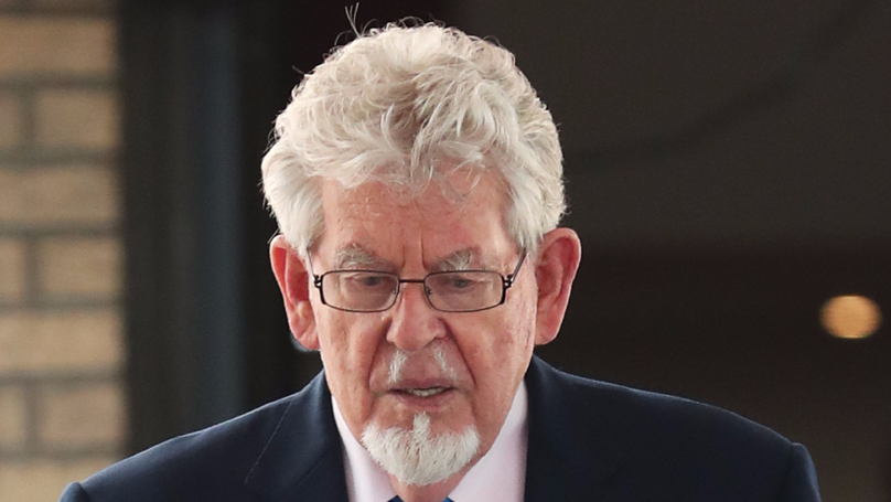 Rolf Harris Has One Conviction Overturned By Court Of Appeal