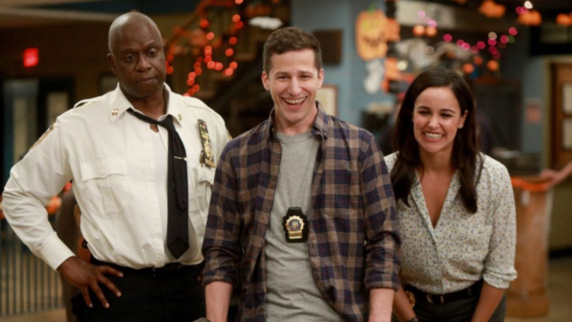 Season Five Of 'Brooklyn Nine-Nine' Is Now Available To Stream On Netflix