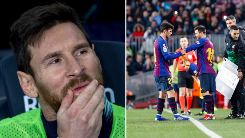 What Barcelona Are Planning To Do With Lionel Messi So He Hits Top Form At The Right Time
