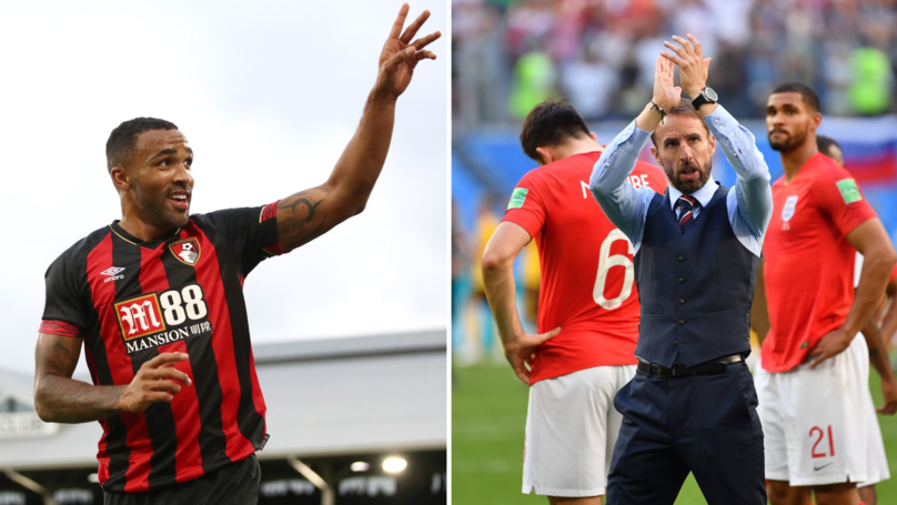 Gareth Southgate Announces England Squad And Callum Wilson Gets Called Up