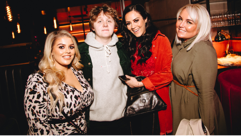 Bar Offers Free Cocktail For Anyone Called Lewis Capaldi - Guess Who Turns Up